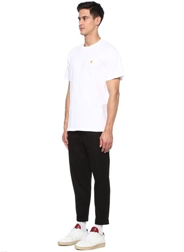 Carhartt Tişört Beyaz